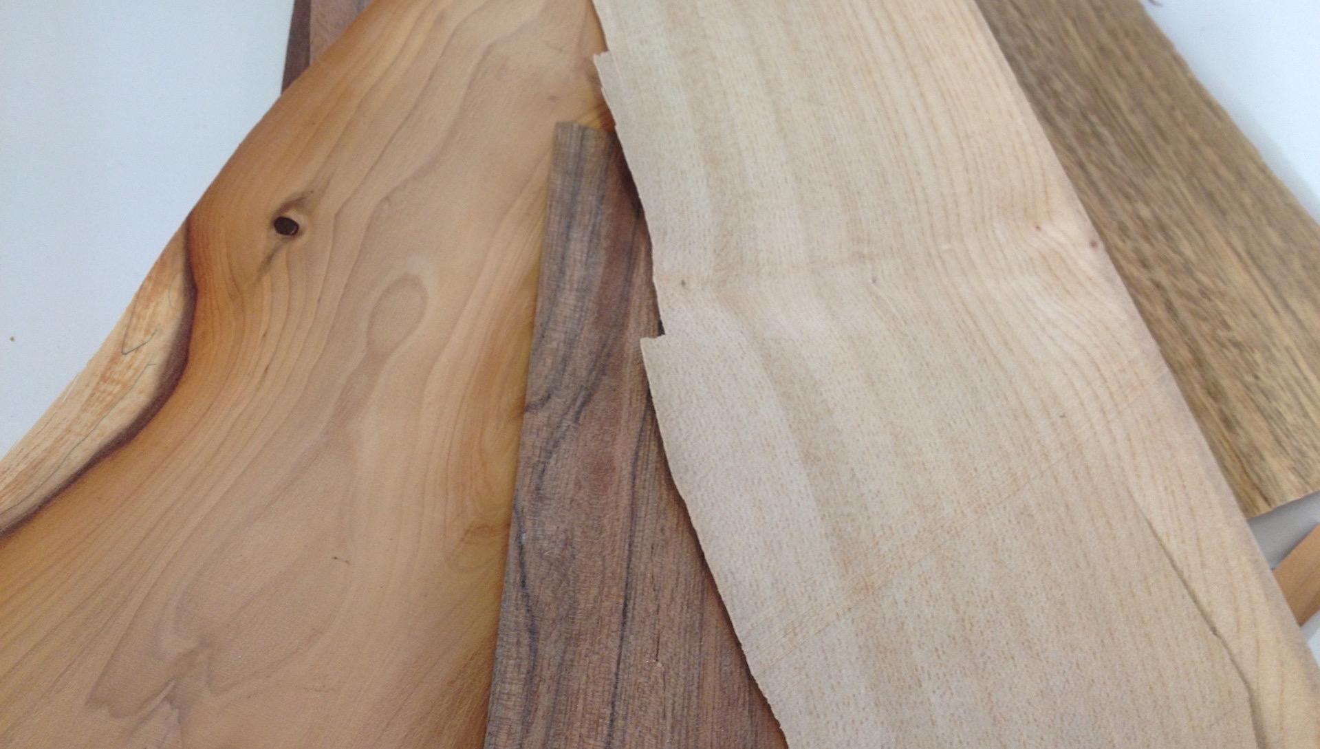Wood grain | Janie Morris